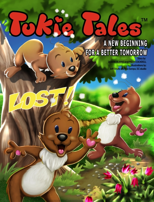 Product picture Tukie Tales: LOST!