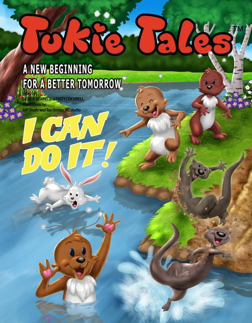 Product picture Tukie Tales: I CAN DO IT!