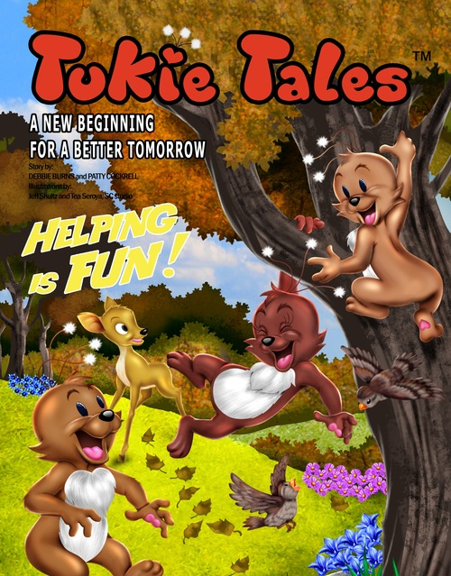 Product picture Tukie Tales: HELPING IS FUN!