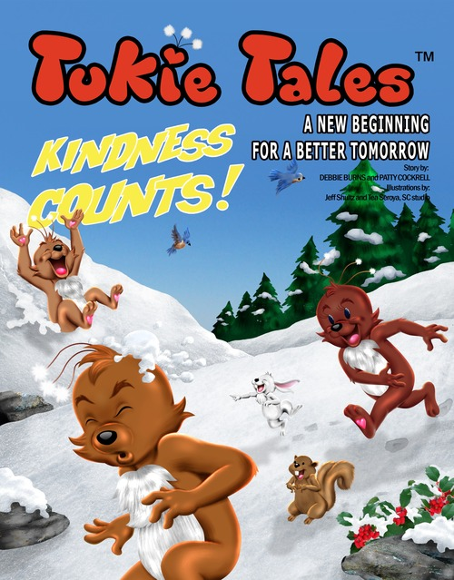 Product picture Tukie Tales: KINDNESS COUNTS!