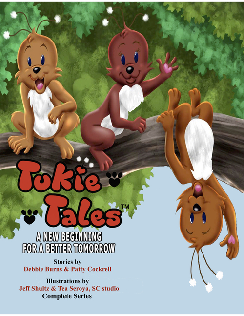 Product picture Tukie Tales Complete Series-ePub format